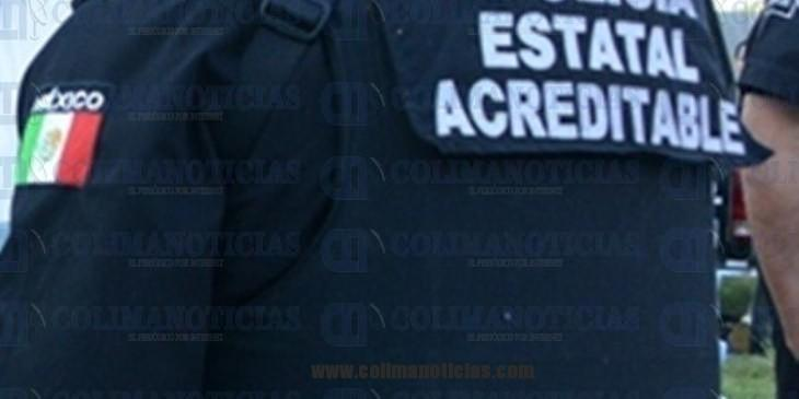 policia estatal acreditable archivo