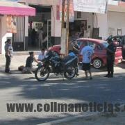 CN MOTO ACCIDENTE