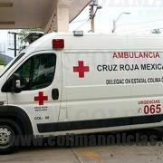 cruz roja ambulancia