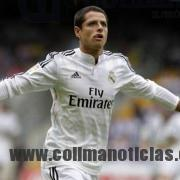 0110_SEPTIEMBRE_Javier Chicharito Hernández_Real Madrid